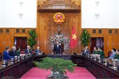 Thủ tướng làm việc với Hội đồng đánh giá trạng thái thi hài Bác