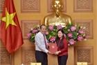 Công bố quyết định Thủ tướng về công tác cán bộ