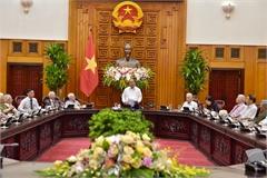 Thủ tướng gặp mặt các cán bộ trực tiếp phục vụ, bảo vệ Bác Hồ