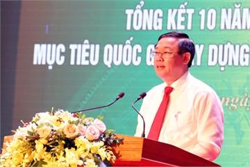 Phó Thủ tướng: Nông thôn mới kiểu mẫu không phải cho đẹp để ngắm