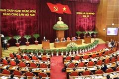 Trung ương thảo luận công tác xây dựng Đảng