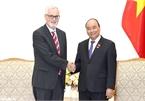 Thủ tướng Nguyễn Xuân Phúc tiếp tân Đại sứ Đức tại Việt Nam