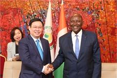 Hướng tới cân bằng thương mại Việt Nam - Côte d'Ivoire