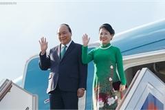 Thủ tướng lên đường dự Hội nghị cấp cao ASEAN lần thứ 35