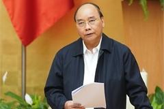 Thủ tướng yêu cầu các bộ ngành giải quyết công việc như thời chiến