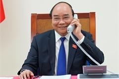 Hai Thủ tướng Việt Nam - Thái Lan chia sẻ việc duy trì lập trường chung về Biển Đông