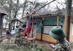 Quảng Bình: 8 người bị thương, 231 nhà tốc mái do bão số 13