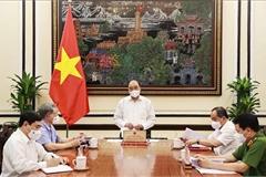 Chủ tịch nước chủ trì cuộc họp đánh giá triển khai Luật Đặc xá 2018