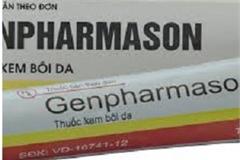 Thu hồi thuốc Genpharmason do vi phạm chất lượng