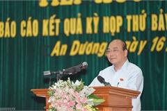 Thủ tướng: Xử lý nghiêm cán bộ lợi dụng quyền lực để nhũng nhiễu
