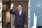 Thủ tướng Phạm Minh Chính lên đường sang Indonesia dự hội nghị ASEAN