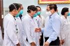 Tăng cường kiểm tra, đôn đốc, phòng, chống dịch; thực hiện hiệu quả chiến lược vắc xin