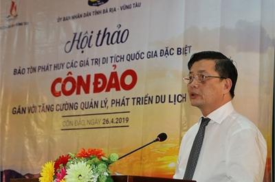 Thủ tướng giao quyền Chủ tịch UBND tỉnh Bà Rịa-Vũng Tàu