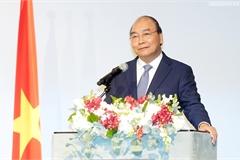 Thủ tướng: Mong kỳ tích mới trong quan hệ hợp tác Hàn-Việt