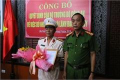 Triển khai quyết định nhân sự của Bộ trưởng Công an tại Đà Nẵng
