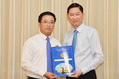 Nhân sự mới Quảng Ninh, TP.HCM, Quảng Trị