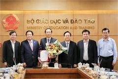 Thứ trưởng Phạm Ngọc Thưởng giữ chức Bí thư Đảng ủy Bộ GD-ĐT