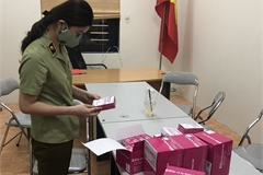 Cảnh giác khi mua bộ kit test nhanh Covid-19