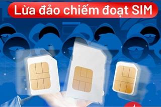 Cảnh báo lừa đảo nâng cấp lên sim 4G để đánh cắp thông tin thẻ tín dụng