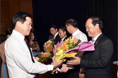 Ông Mai Ngọc Thuận làm Phó chủ tịch HĐND tỉnh Bà Rịa - Vũng Tàu