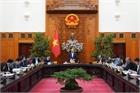 Virus Corona: Thủ tướng chủ trì họp về phòng chống dịch