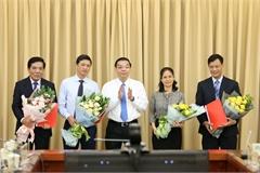 Bộ Khoa học và Công nghệ, Ngân hàng Nhà nước bổ nhiệm nhân sự mới