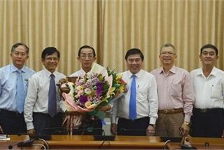 TP.HCM bổ nhiệm PGS.TS Trần Hoàng Ngân chức vụ mới
