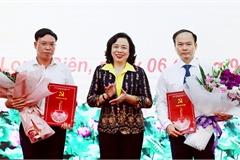Hà Nội và 4 tỉnh bổ nhiệm nhân sự mới
