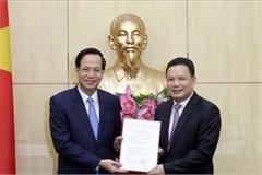 Trao quyết định của Thủ tướng cho Phó Chủ tịch tỉnh Quảng Nam