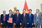 Công bố quyết định của Thủ tướng bổ nhiệm Thứ trưởng Ngoại giao