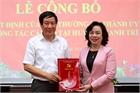 Điều động, bổ nhiệm nhân sự Hà Nội và 5 tỉnh