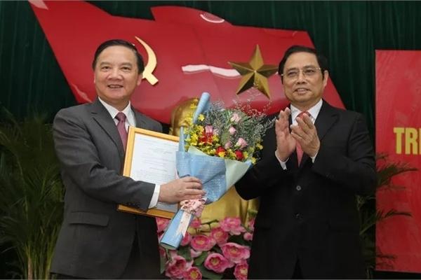 Nghe VietNamNet: Ông Nguyễn Khắc Định làm Bí thư Tỉnh ủy Khánh Hòa
