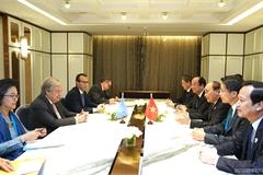 Thủ tướng khẳng định Việt Nam ủng hộ chủ nghĩa đa phương