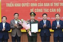 Triển khai quyết định của Ban bí thư với Giám đốc công an Thái Bình
