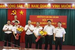 Bộ Quốc phòng bổ nhiệm Chính ủy Vùng 4 Hải quân