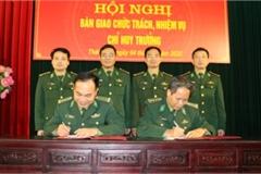 Điều động, bổ nhiệm nhân sự Bộ đội Biên phòng