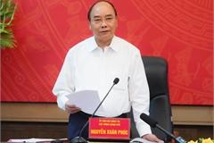 Thủ tướng muốn nghe 'quyết tâm mới' của Hải Phòng