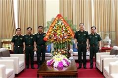 Phó Tham mưu trưởng Quân khu 1 được thăng quân hàm cấp tướng