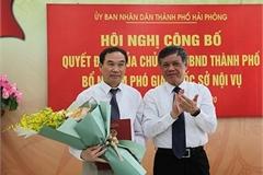 Điều động, bổ nhiệm nhân sự TP.HCM và 6 tỉnh thành
