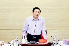 Ông Phan Đình Trạc: Phải đặc biệt coi trọng chất lượng nhân sự khóa mới