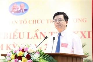 Ông Mai Văn Chính đắc cử Bí thư Đảng ủy cơ quan Ban Tổ chức Trung ương