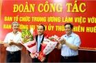 Chuẩn y Giám đốc công an tỉnh giữ chức Phó Bí thư Tỉnh ủy Thừa Thiên - Huế