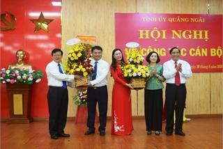 The Politburo approves three provincial Party secretaries