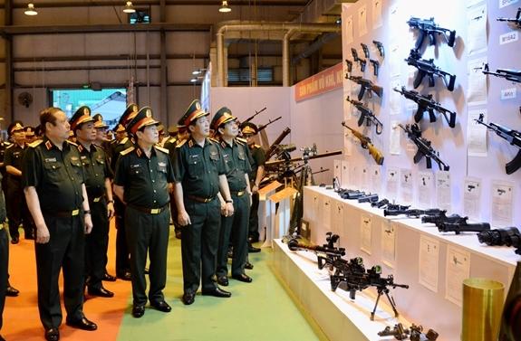 Đóng mới thành công nhiều loại tàu quân sự, hướng tới xuất khẩu