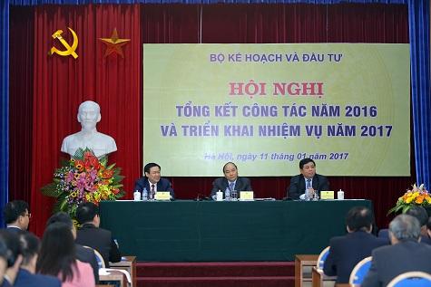 Thủ tướng: Bộ KH&ĐT phải có tư duy 'kiến trúc sư trưởng của nền kinh tế' - ảnh 2