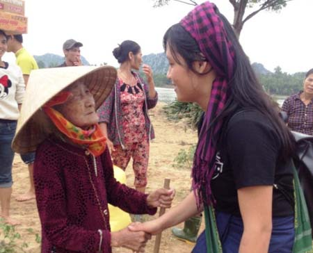 Thủ tướng truy tặng Bằng khen cho nữ tình nguyện viên tử nạn ở Quảng Bình - ảnh 1