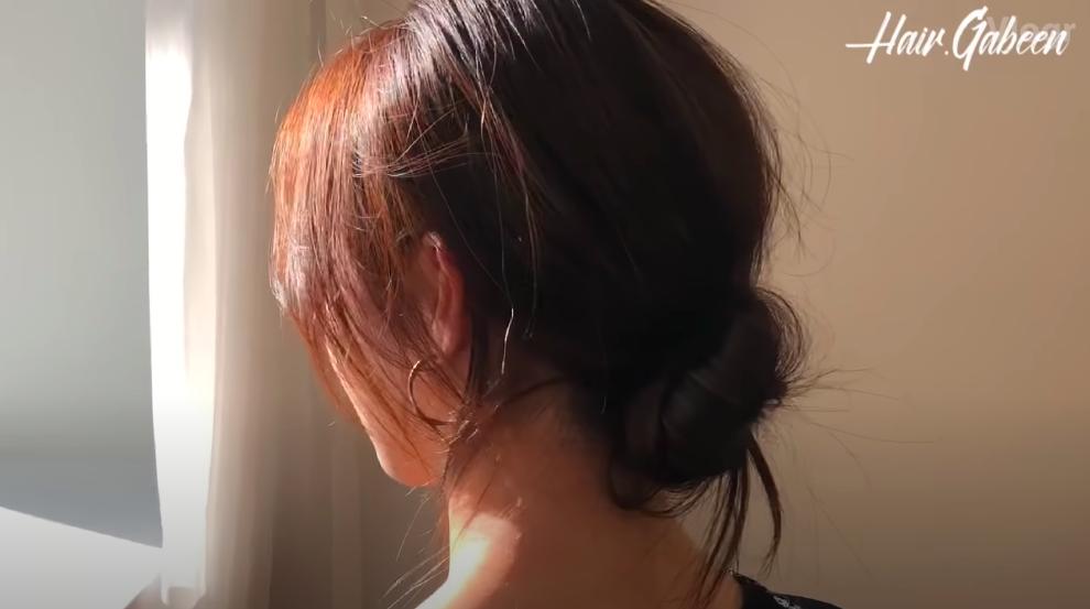 tóc búi - Ảnh 2.