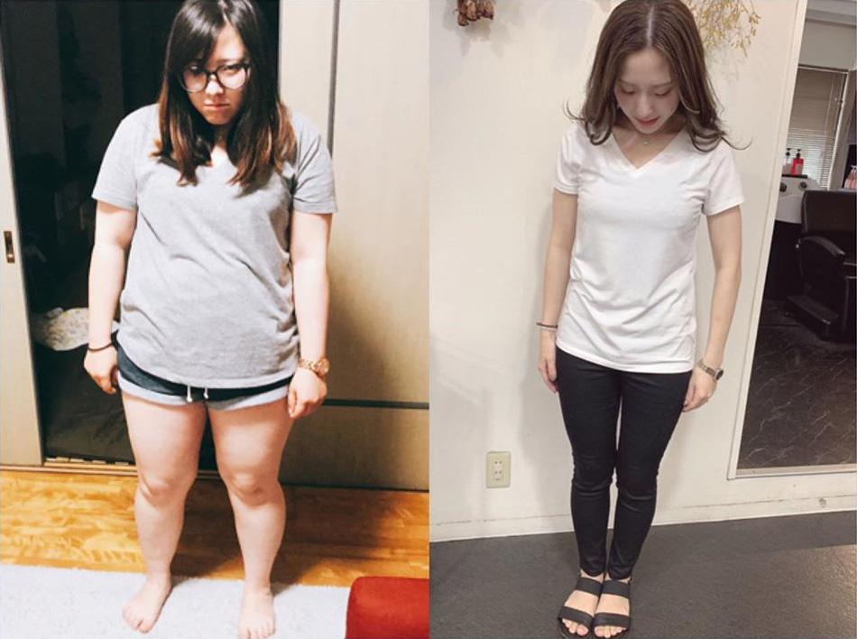 Đổi size quần áo từ 2XL xuống M chỉ trong nửa năm, mẹ bỉm sữa người Nhật hé lộ bí quyết giảm 26kg sau sinh đầy ngoạn mục - Ảnh 4.