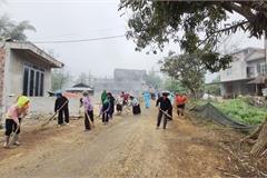 Yên Minh phát động tháng vệ sinh tiêu độc, khử trùng môi trường chăn nuôi phòng, chống dịch bệnh gia súc, gia cầm