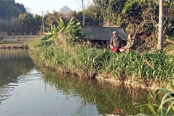 Trở thành triệu phú nhờ nuôi thủy sản ở vùng... cao